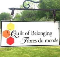 Quilt of Belonging Sign 2
