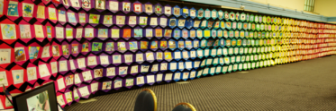 Children's quilt of belonging